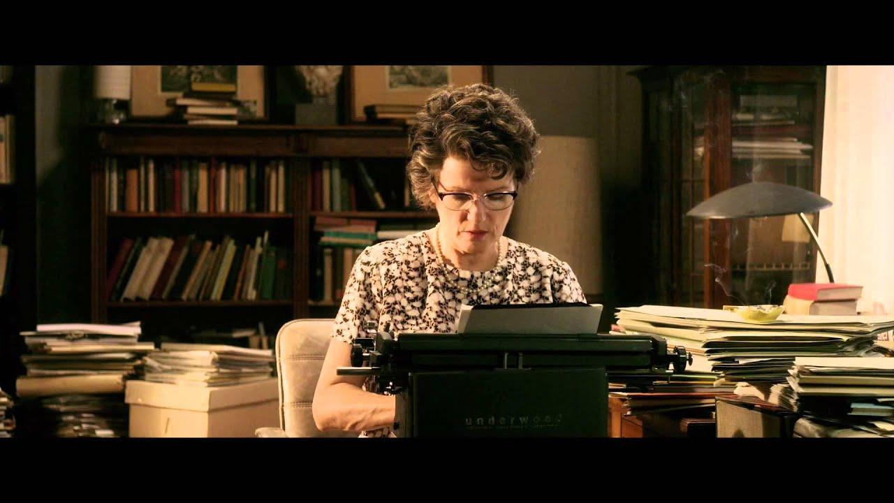 HANNAH ARENDT - Trailer italiano - YouTube