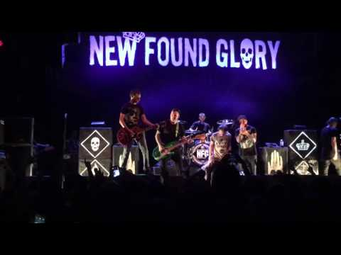 Ocean Avenue Played by New Found Glory