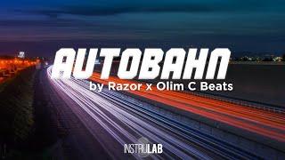 [FREE] Prod Rap Freestyle/Ambiance | Instrumental Rap Intense - AUTOBAHN - Prod. By RAZOR x OLIM C