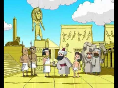 Иосиф и братья. Часть 1 Православный мультфильм