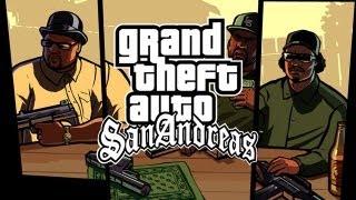 GTA San Andreas - Air Raid [PS2]