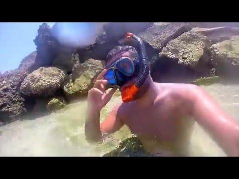 Snorkeling holiday in Hengam island, Persian Gulf