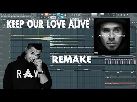 Afrojack Feat. Matthew Koma - Keep Our Love Alive (Fl Studio Remake)