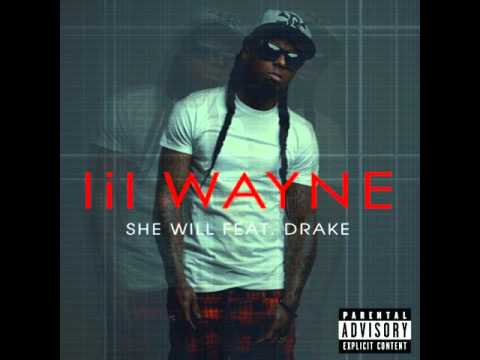 Lil Wayne ft Drake- She Will Instrumental With Clean Hook