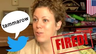 Fired! Maryland school employee axed for correcting kid's spelling on Twitter   TomoNews