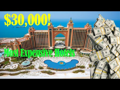 Top Most Expensive El Rooms In The World New