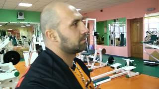 Жим лежа.Особенности тренинга и советы по питанию от ОЛЕГА БАЗИЛЕВИЧА