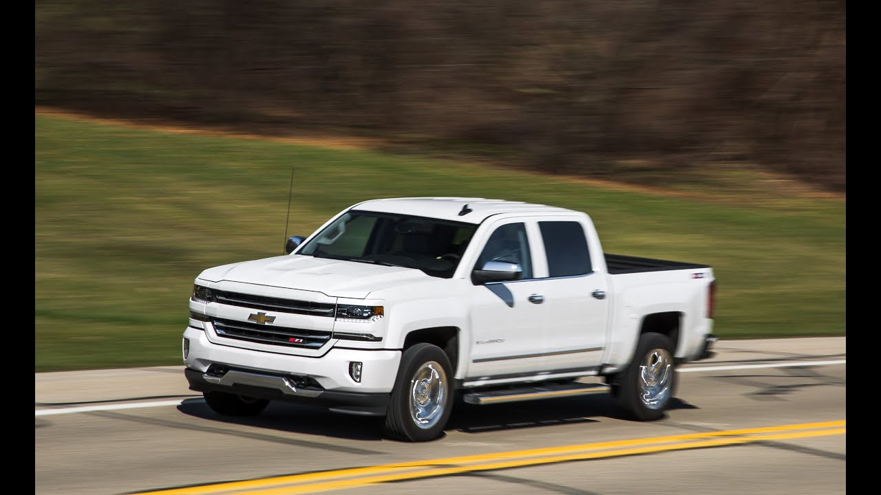 2016 chevrolet silverado high desert youtube. Black Bedroom Furniture Sets. Home Design Ideas
