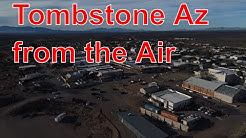 Tombstone AZ Drone flight 2019