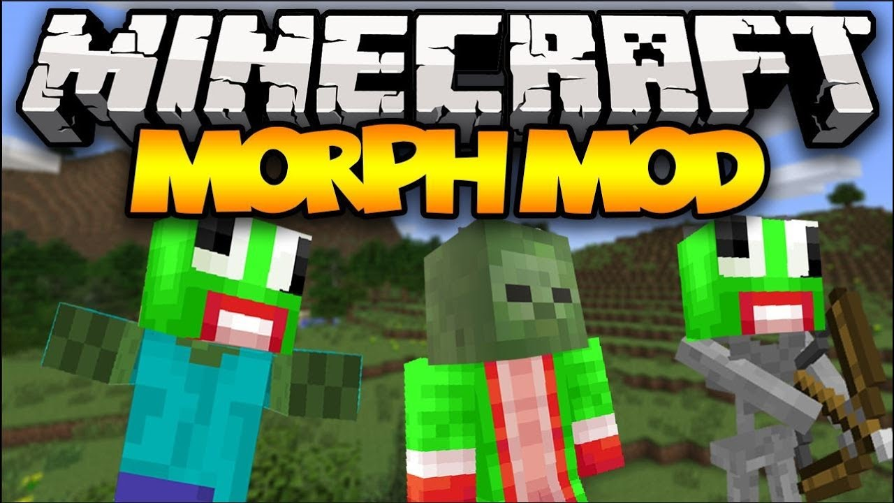 how to become any mob in mcpe