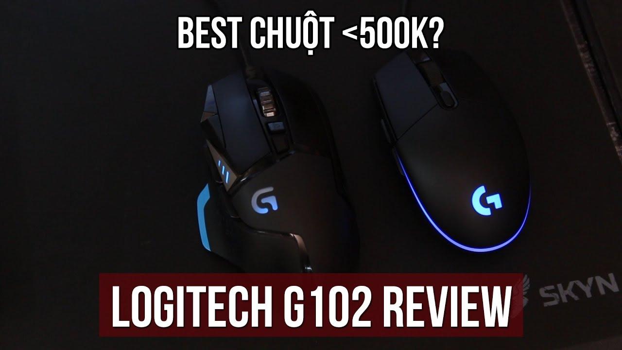 Logitech G102 - Chuột gaming vô địch dưới 500k || Súp Heo