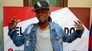 Mensaje de #FelizCumpleañosElInformador del cantante urbano Young F