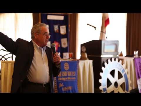 Safe Energy Presentation at Rotary Club of Santa Barbara