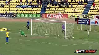 Rezumat: Dunarea Calarasi - Poli Iasi 1-2 / Liga 1, play-off, et 2, ed.2018-2019