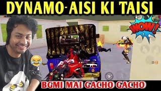 DYNAMO - AISI KI TAISI | BATTLEGROUNDS MOBILE INDIA | BEST OF BEST