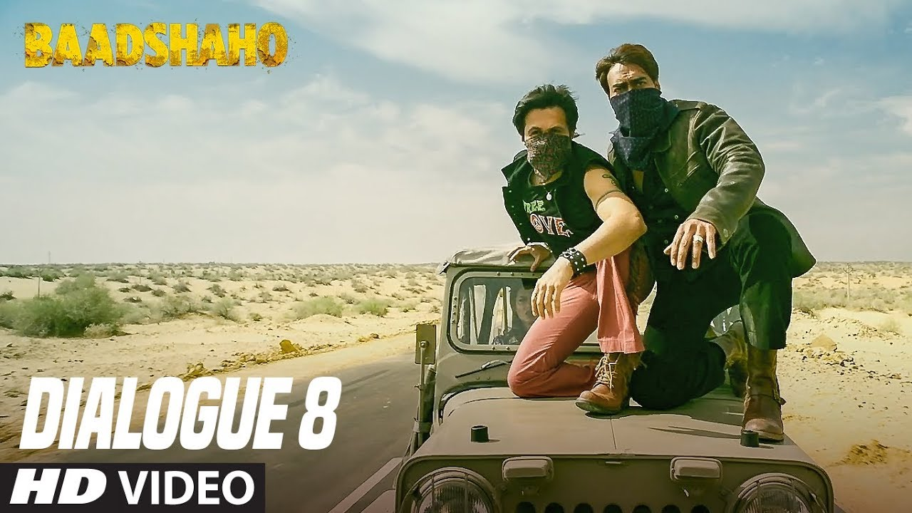 Sona Churana Hai .. Wo Bhi Army Se:Baadshaho (Dialogue Promo 8) Releasing 1 September