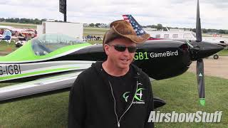 This Full Size Aerobatic Aircraft Flies Like An RC Model!