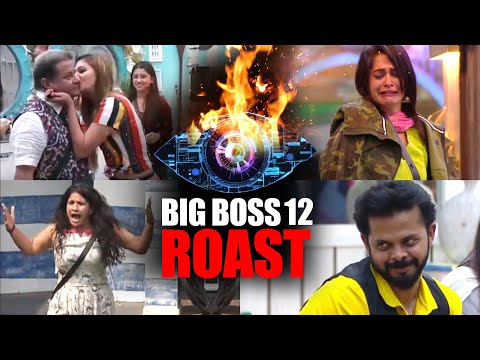 BIGG BOSS 12 ROAST | Funniest Roast with Epic Moments