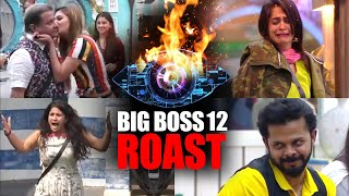 BIGG BOSS 12 ROAST   Funniest Roast with Epic Moments