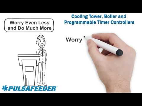 Pulsafeeder Controllers Product Line Features