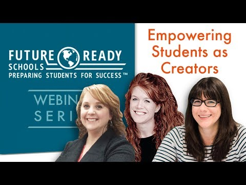 Empowering Students as Creators