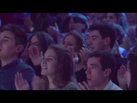 82 Year Old Acrobat - Spain Got Talent