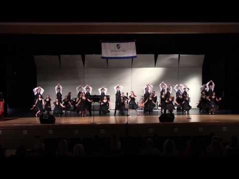 Fraser High School -Show Choir - Chicago World Strides -April 28th 2018