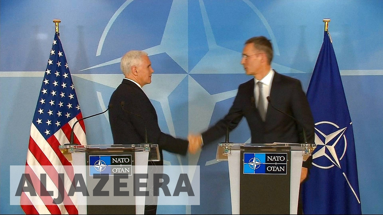 US VP Pence reassures commitment to EU