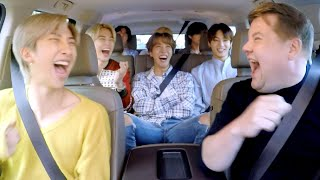 Coming Tuesday: BTS Carpool Karaoke