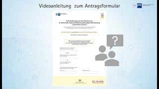 Anleitungshilfe zum antrag des corona soforthilfeprogramms der landesregierung baden-württemberg
