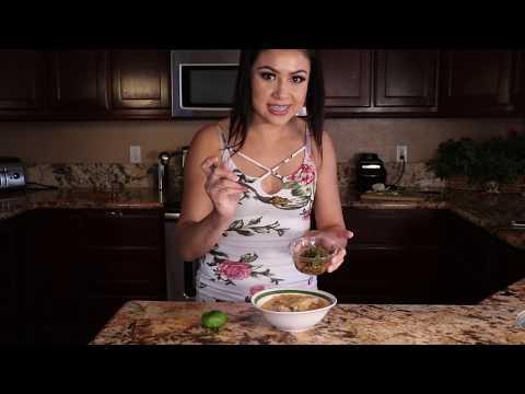 Cooking With Me: How To Make The Best Caldo De Pollo Con Arroz