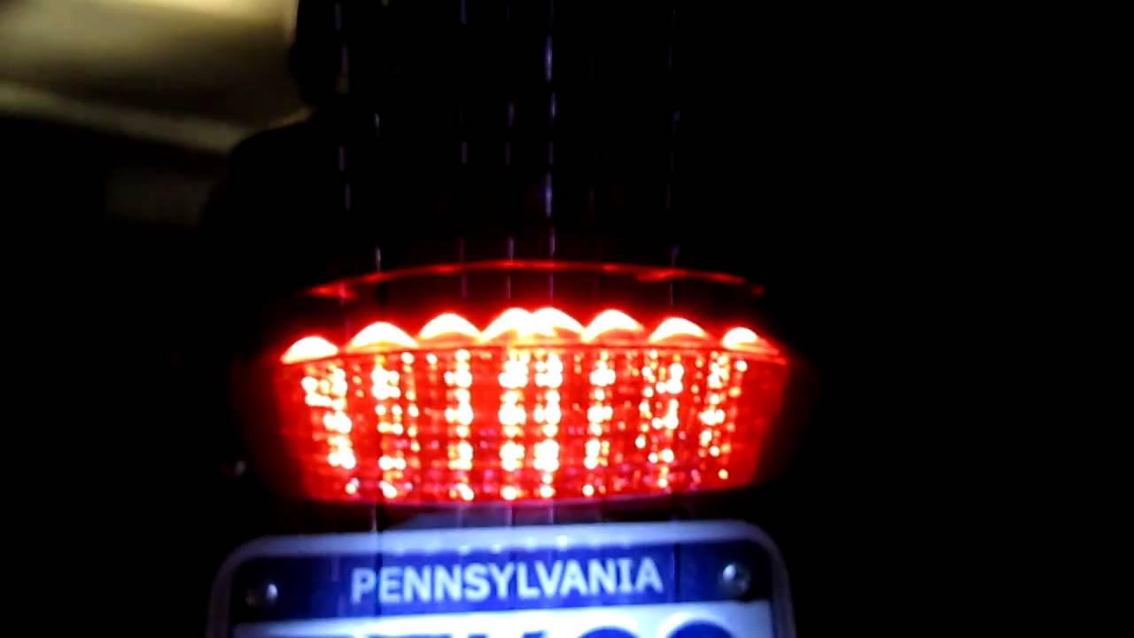 Ducati Monster Tail Light