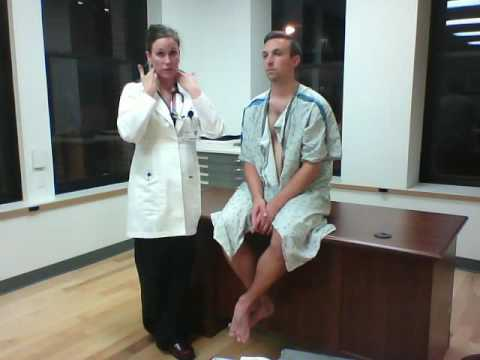 Maryville University Head To Toe Assessment Video