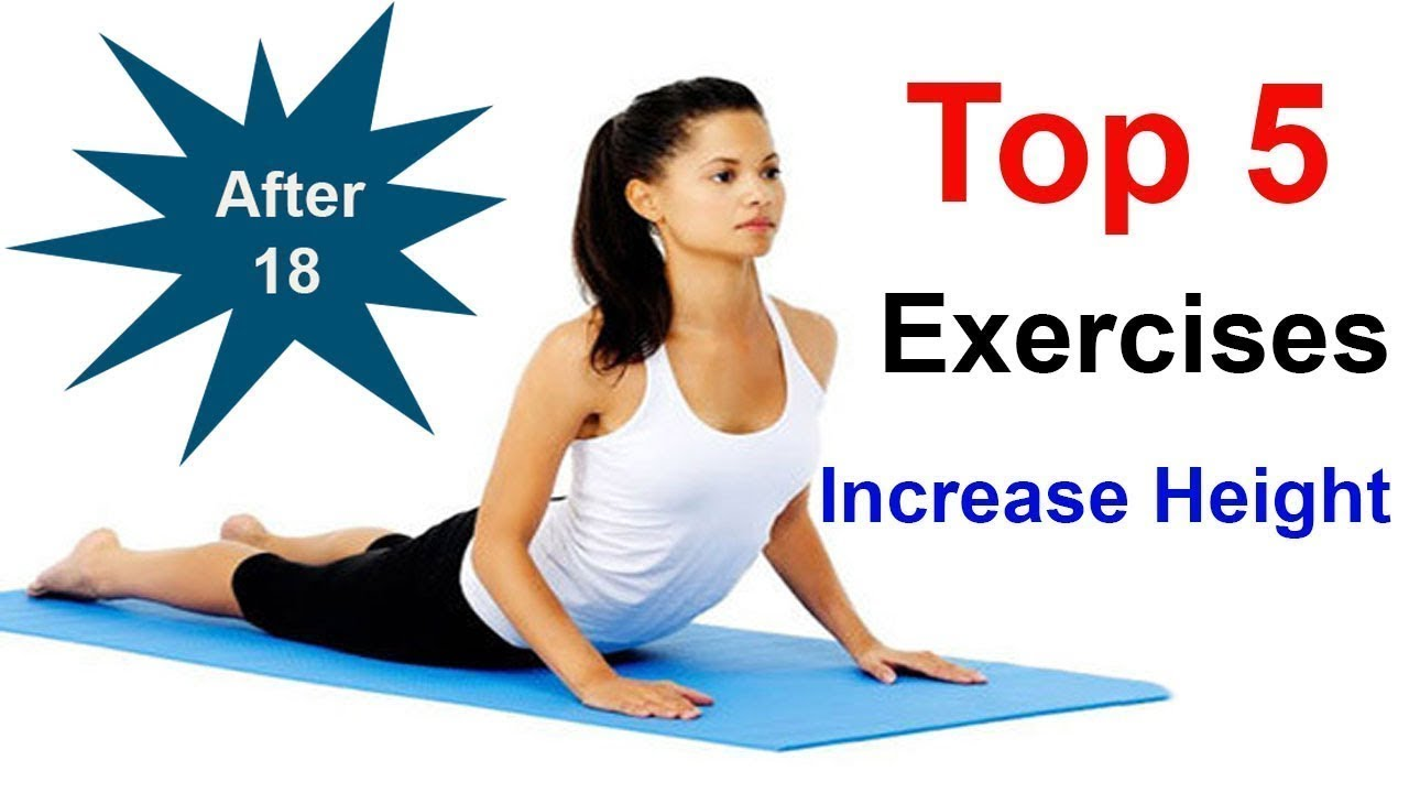 Top 5 Yoga Exercises To Increase Height After 18