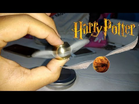 exclusive-harry-potter-golden-snitch-fidgetspinner-|-stress-releiver-relaxing-|-limited-edition-kids