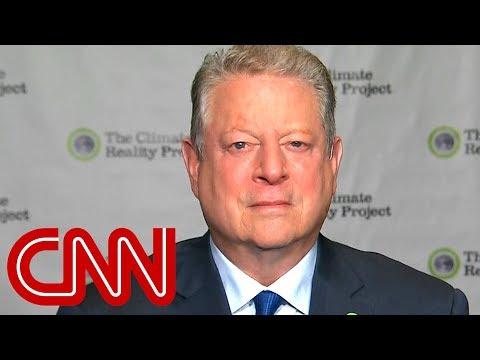 Al Gore: Trump's climate change denial creates supporters