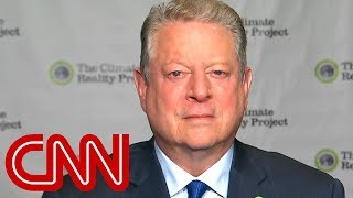 Al Gore: Trump's climate change denial creates supporters