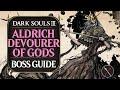 Aldrich Devourer of Gods ► Dark Souls 3 Boss Guide