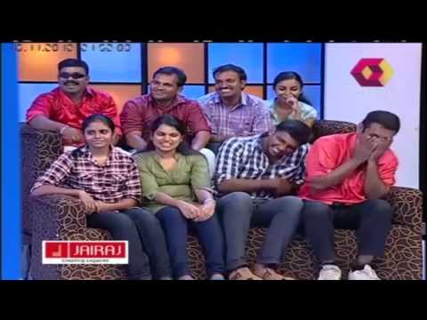 Kalabhavan Mani On Star Ragging |  16 11 12