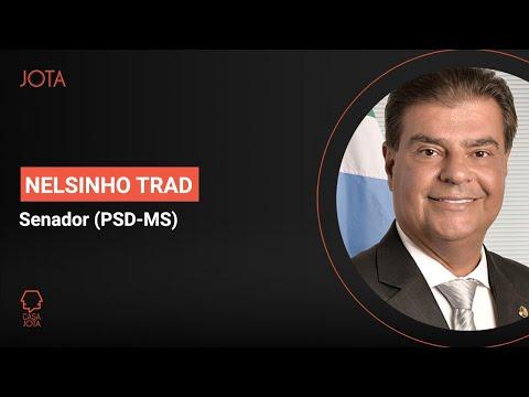 Live com senador Nelsinho Trad (PSD-MS) | 04/03/21