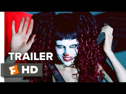 The Funhouse Massacre Official Trailer 1 (2015) - Chasty Ballesteros, Robert Englund Movie HD