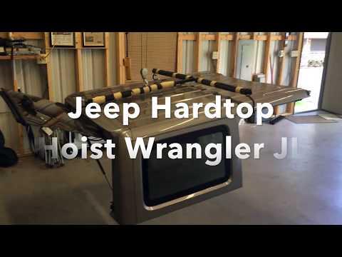 DIY Hardtop hoist ideas - brainstorming | Page 14 | 2018+ Jeep
