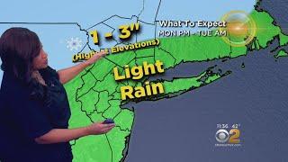 11 p.m. Weather Forecast