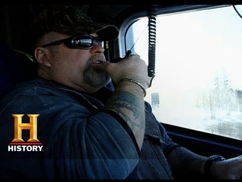 Ice Road Truckers - Radio Talk | History