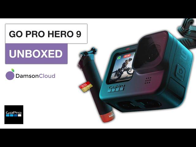 GoPro Hero 9 UNBOXED!
