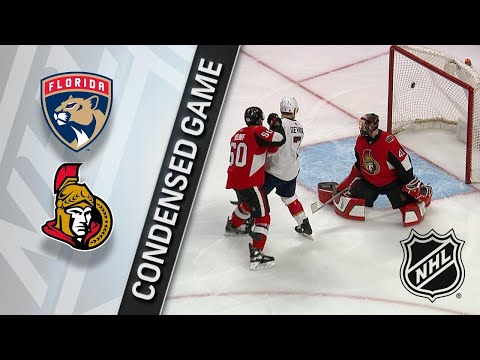 03/20/18 Condensed Game: Panthers @ Senators