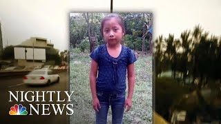 seven-year-old girl dies in border patrol custody