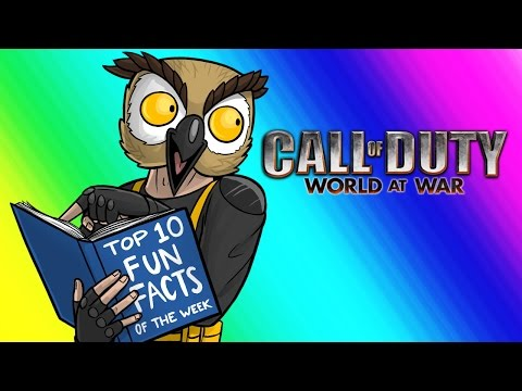 Thumbnail: Cod Zombies Funny Moments - Fun Fact!