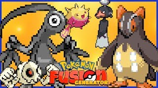 I WISH THESE WERE REAL! - New Pokemon Fusion Randomizer Generator #4