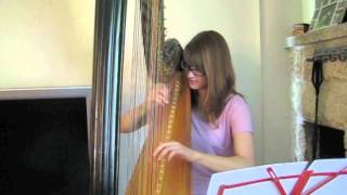 Gerudo Valley - Harp Cover - Legend of Zelda
